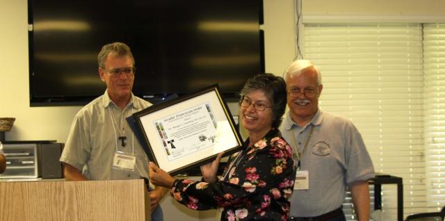 2013 FFMR JPIC award
